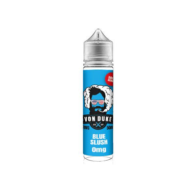 Von Duke E-liquid 50ml Shortfill 0mg (70VG/30PG)