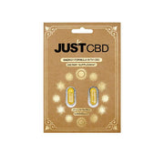 Just CBD Energy Formula 25mg CBD Capsules Pack of 2 Capsules