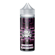 Digi Vape 100ml Shortfill 0mg (70VG/30PG)