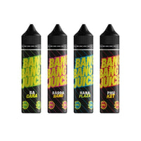 Bang Bang Juice NEW Series! 0MG 50ml Shortfill (70VG/30PG)