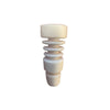 10 x Ceramic Dabbing Nail Filter Pipe - P52