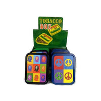 Multi Designed Plastic Tobacco Box