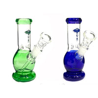 "12 x 6"" TRUE Small Glass Bong - GWP-23 RE"