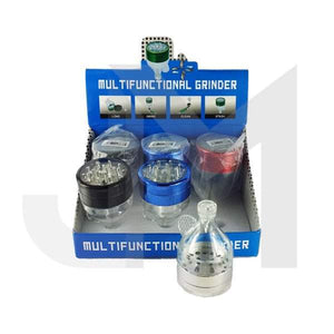3 Parts Multifunctional 55mm Grinder - PH5600
