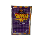 Printed Mylar Zip Bag 3.5g Large - Label Included