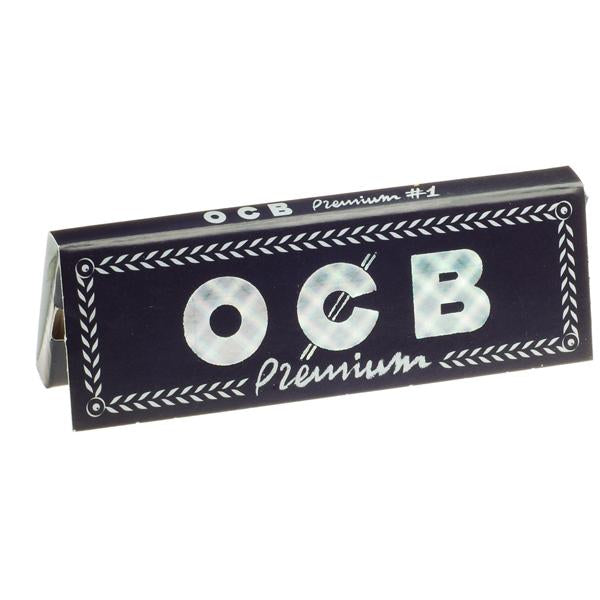 50 OCB Premium Regular Rolling Papers