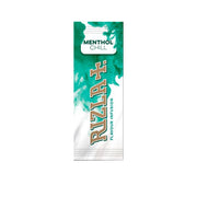 Rizla Menthol Chill Flavour Cards Infusion Pack of 25