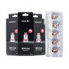 Smok RPM Replacement Coils - Triple Coil 0.6 Ohm/ Mesh 0.4 Ohm/ Quartz 1.2 Ohm/ SC 1.0 Ohm