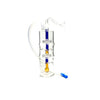 Stylish Large Glass Water Pipe - No 9