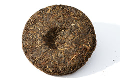 2011 raw yunnan puer tea cake 200 grams