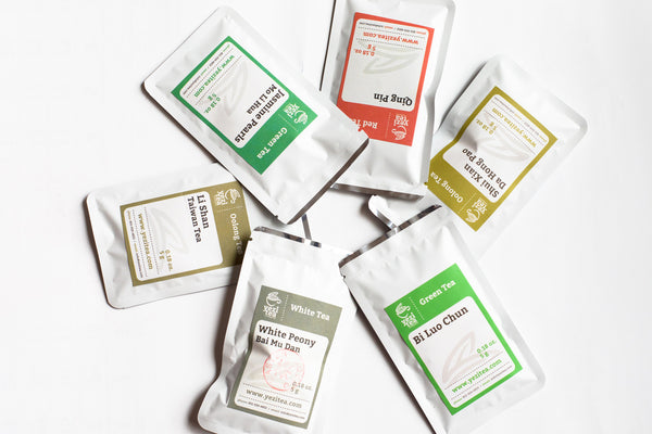Farmer favorite tea sampler tea collection