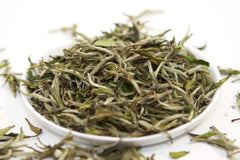 Loose leaf baimudan white tea