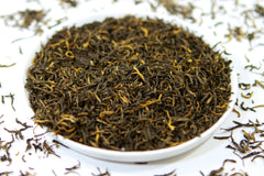 Loose leaf black tea gao shan fujian nanhu china