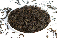 Loose leaves of oolong tea dahongpao from wuyi fujian