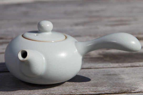 Luyao long handle tea brewing pot