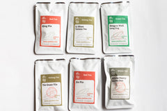 Sweet treats tea sampler yezi tea
