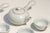 Yezi luyao long handle tea set