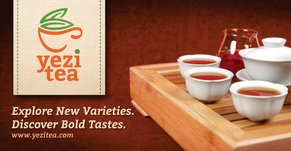 Yezi Tea - Explore new varieties, discover bold tastes