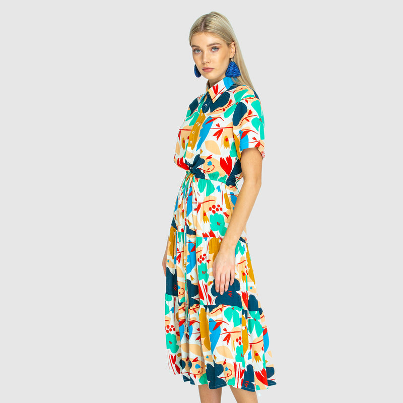 THE WALK IN THE PARK DRESS - Blume Big