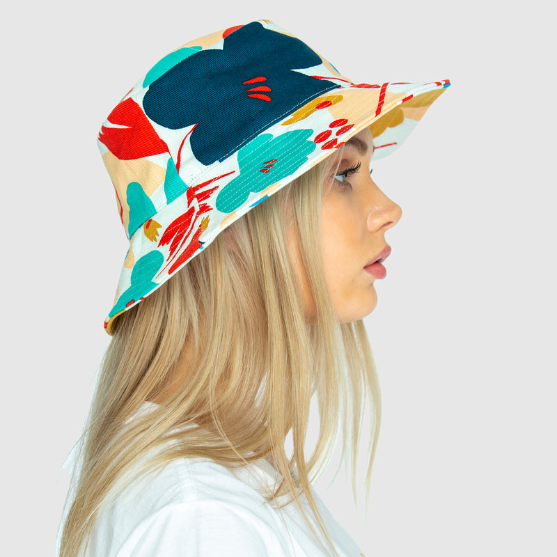 GEORGIA BUCKET HAT BLUME