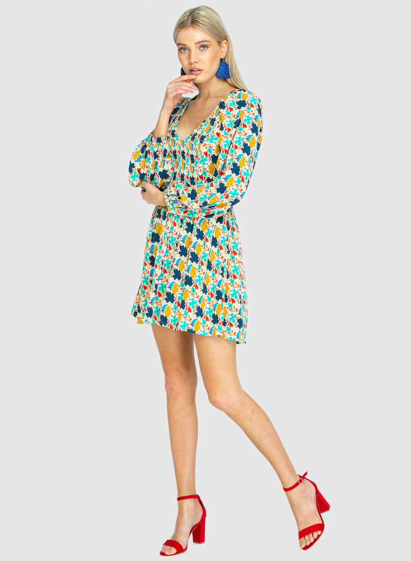 THE SWING DRESS- Blume small