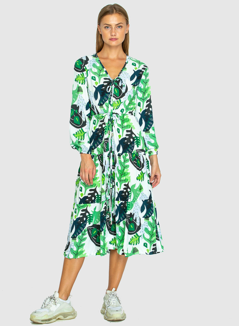 THE POINT DRESS - Blume small