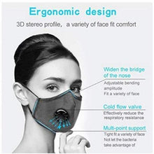 Load image into Gallery viewer, Bacteria/Virus N95 Respirator Protective Cover - El Sanar