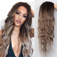 Load image into Gallery viewer, Long Natural Wavy Wig (Limited stock)