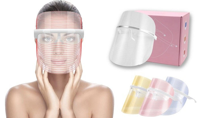 Anti-ageing Acne LED Therapy Face Mask