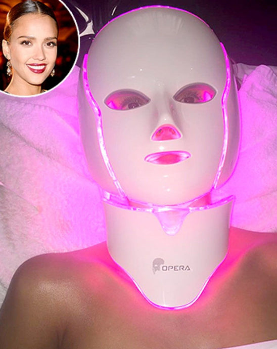 LED Light Therapy Mask (Huge Sale, Limited Stock) - El Sanar