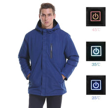 Load image into Gallery viewer, USB Heated Electric Jacket - El Sanar