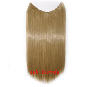 Invisible Halo Hair Extensions, 20 inch (50 cm) - El Sanar
