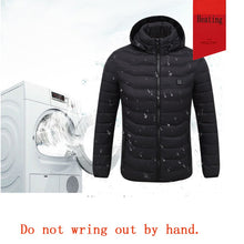 Load image into Gallery viewer, Smart USB Electric Heating Jacket - El Sanar