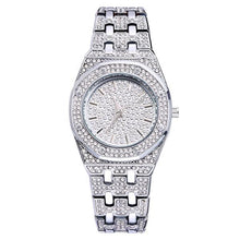 Load image into Gallery viewer, Top Luxury Diamond Ladies Watch - El Sanar