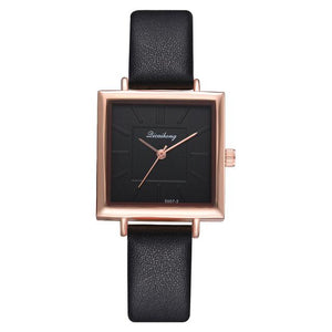 Women Square Watch - El Sanar