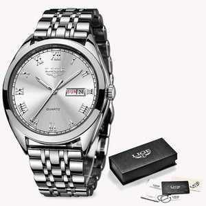 Men's Watch In Stainless Steel - El Sanar
