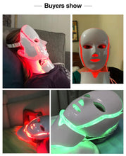 Load image into Gallery viewer, LED Light Therapy Mask (Huge Sale, Limited Stock)