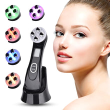 Load image into Gallery viewer, 5 in 1 LED Skin Tightening Handset