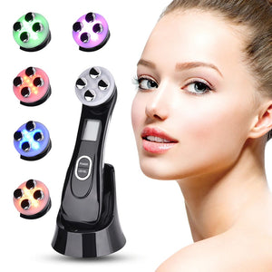 5 in 1 LED Skin Tightening Handset