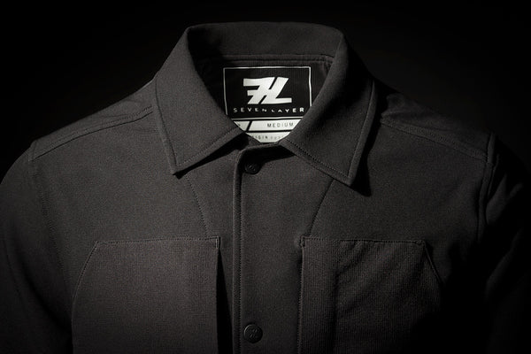 The New 7L Stretch Overshirt!
