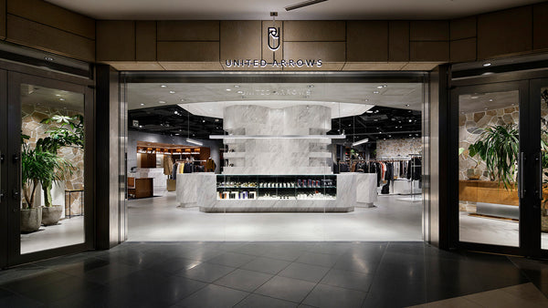 UNITED ARROWS LAUNCH 7L IN JAPAN