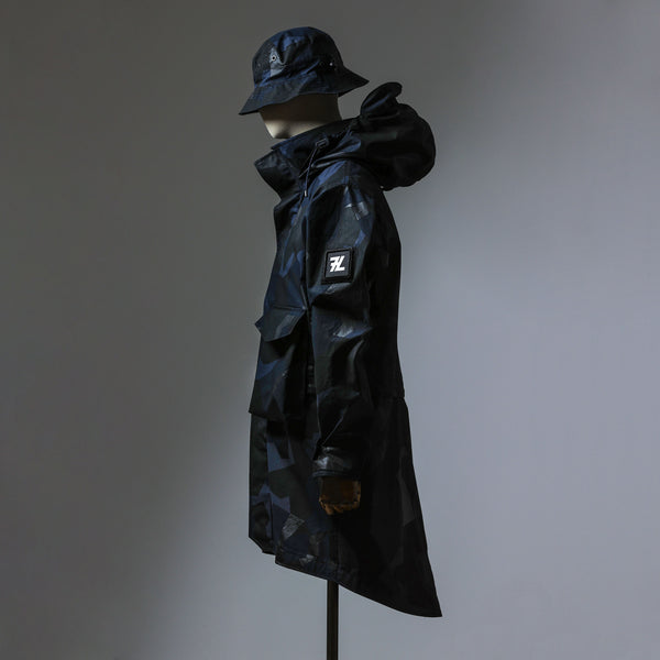 LONG LINE FIELD PARKA