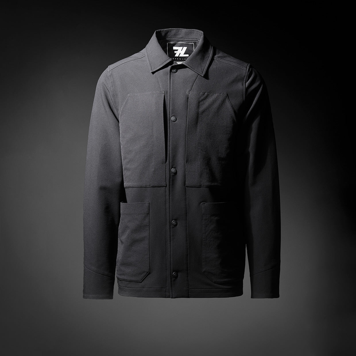 7L STRETCH OVERSHIRT