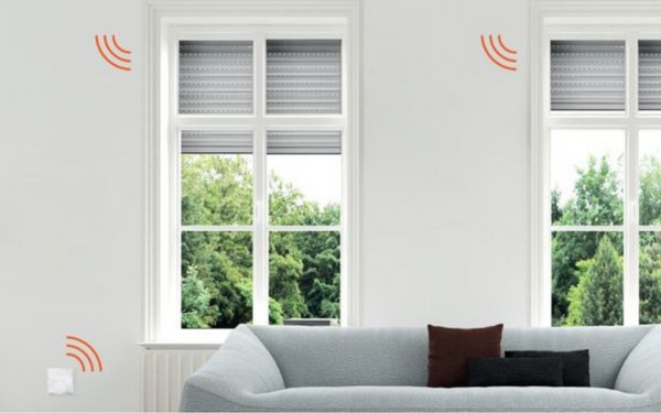 Volets roulants Bubendorff with Netatmo compatibles Apple Homekit