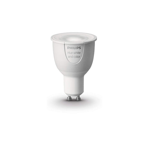 Philips Hue Ampoule GU10 Connectée White and Color Compatible HomeKit