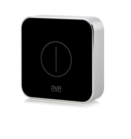 Eve Button bouton connectée apple Homekit