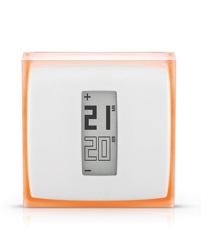 Netatmo Thermostat Connecté Wi-Fi Compatible Homekit
