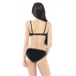 Unique Design Neoprene Bikini Suits Sexy Push Up
