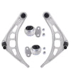 New Front Lower Control Arms & Bushings Kit for BMW E46 323i 325i 330Ci