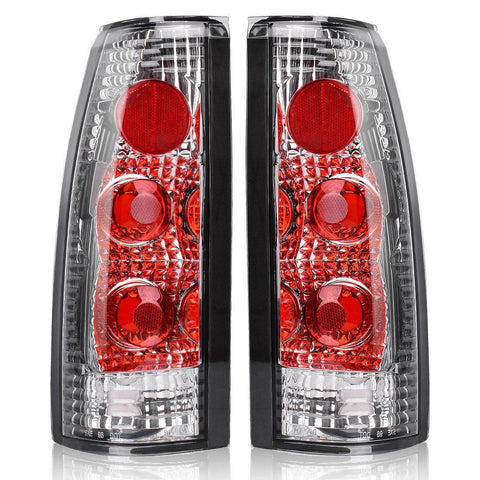 Tail Lights for 1988-1998 Chevy Blazer C/K Pickup Suburban Tahoe GMC C/K Pickup Suburban Yukon Cadillac Escalade - YITAMotor